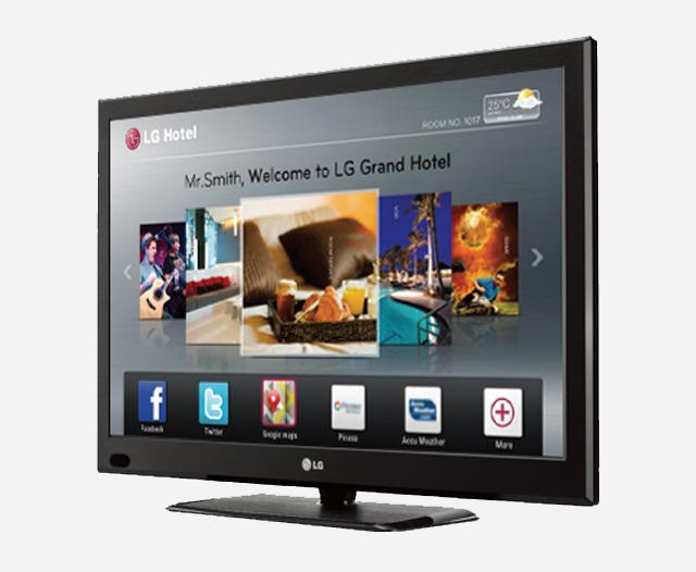 smart hotel tv article