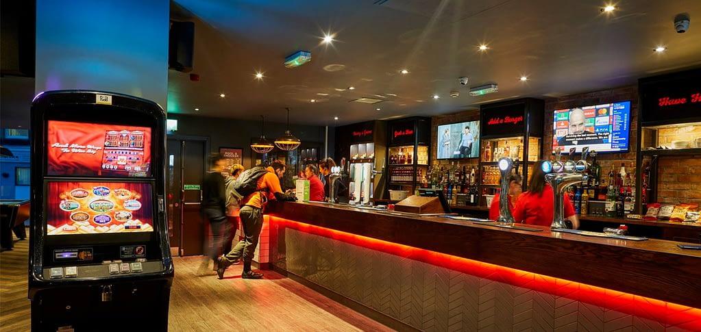 Rileys Liverpool bar