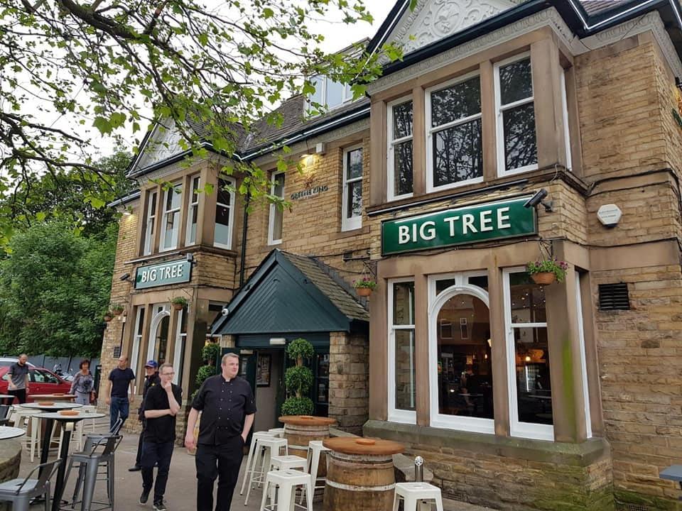 The Big tree Pub - AV Makeover