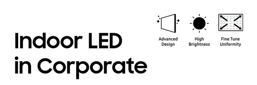 Corporate LED Screen